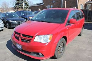 2013 Dodge Grand Caravan R/T Loaded Leather Extra set of tires