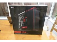 NZXT H series H440 Mid tower Gaming PC Case- Never Used from Brand NEW!