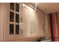 Complete Kitchen FOR SALE : Kitchen Cupboards;electric cooker; cooker hood