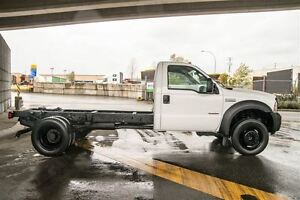 2006 Ford F-550 Diesel ARP Head Studded EGR Deleted-Coquitlam l