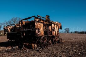 Agriculture Photography Print by Paul Wyse Photography