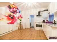 One bedroom split level flat ground/first floor with private patio Turnpike Lane Tube N15