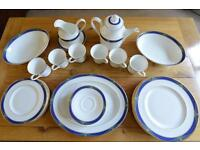 Royal Doulton Regalia tea set (6 place settings) !!!!No reasonable offer refused!!!!!!