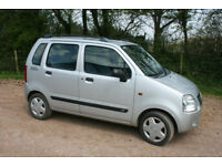 Suzuki Wagon R 1.3 Automatic 12 Months MOT. One owner, 74000 miles