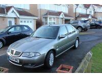 2004 Rover 45 Club SE Low Miles - 2 Keys