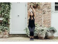 Small Group Semi Private Yoga Classes in West London - just 6 people per class.
