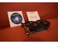 GeForce GTX 750Ti WindForce 4GB GDDR5 PCI-Express Graphics Card