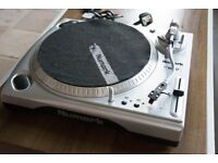 * NUMARK TT1650 Direct Drive Turntables boxed MINT - £180 pair NO OFFERS *
