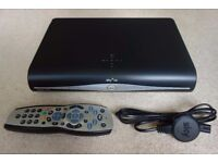 Sky+ HD DRX890 500gb. With Remote & Cable. Anytime+ 3D Box