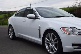 Jaguar XF Luxury V6 Auto - 6 year old, just MOT'ed and Serviced - VERY CLEAN - £11,250