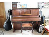 John Broadwood & Son piano upright