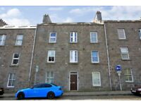 Well presented one bedroom flat located in Rosemount, Aberdeen. GCH, DG and security entry system.