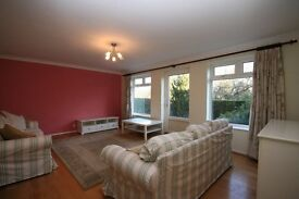 Winchmore Hill Southgate N21 Superb spacious 2 bedroom duplex apartment with own garden and parking