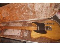 Fender Telecaster 52 Reissue Made in Japan