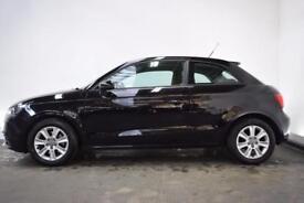 AUDI A1 1.6 TDI SE 3d 103 BHP (black) 2011