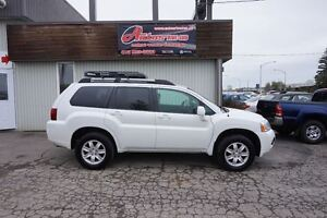 2011 Mitsubishi Endeavor SE AWD AUTO CUIR/TOIT/MAGS SEULEMENT 12