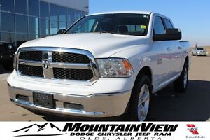 2016 Ram 1500 SLT V6! SAVE ON FUEL!
