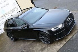 LATE 2014 AUDI A4 4.2 RS4 AVANT FSI QUATTRO 5d AUTO 444 BHP (FINANCE & WARRANTY)