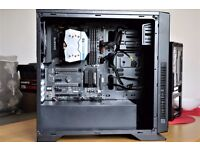 Gaming PC i7-6700k, Z270X,16GB RAM,120GB SSD, 1TB HDD, Gaming Case