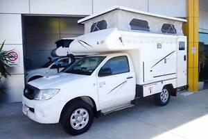 2010 Talvor Toyota Hilux Adventure Camper Northgate Brisbane North East Preview