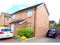 NEWLY REFURBISHED THREE BEDROOM WITH 2 RECEPTIONS LOCATED IN HAYES!! PART FURNISHED £1650