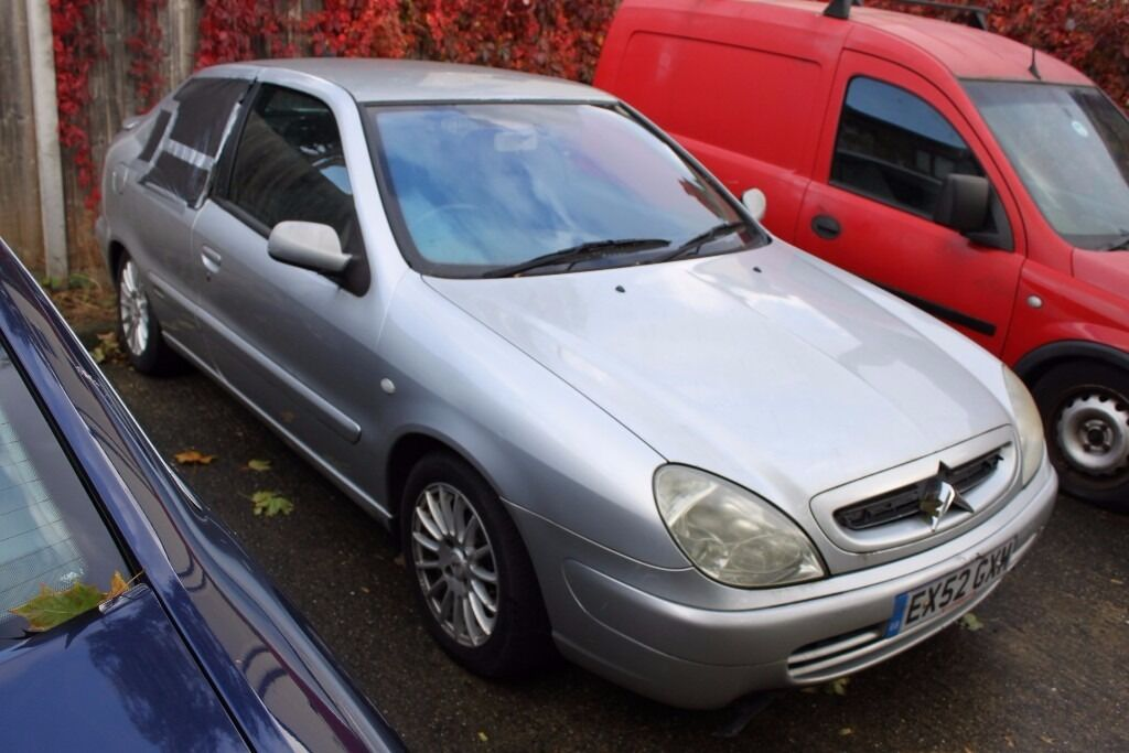 2002 CITROEN XSARA VTR 2.0 HDI COUPE *** FOR SPARES OR PARTS *** Super Runner !