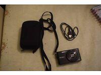 Sony Cyber Shot Digital Camera - Black