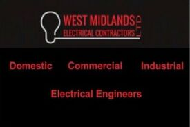 Fully Qualified Electrician - BIG enough to cope - small enough to care
