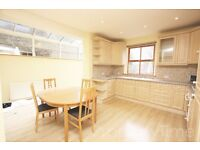 Spacious 1 bed Garden flat with large Kitchen minutes from Belsize Park Tube NW3 - £385 pw inc Water