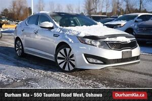 2011 Kia Optima Turbo SX
