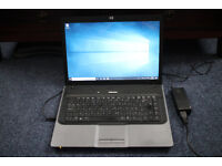 Older HP 530 Laptop but running latest version of Windows 10 COA activated