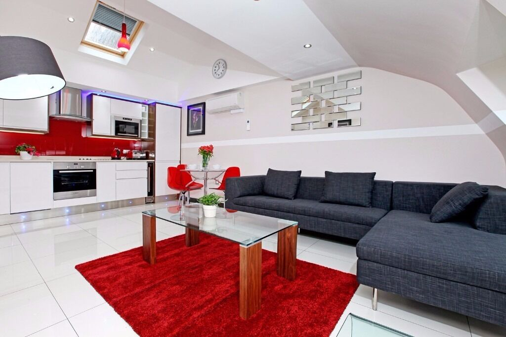 !!!1 WEEK RENT FREE, LUXURY 1 BED IN BAKER STREET, STUNNING FLAT EXCELLENT CONDITION, BOOK NOW!!!