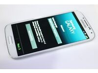 SAMSUNG GALAXY S4 GT I9505 SMART PHONE 16GB WHITE UNLOCKED SIM FREE
