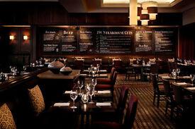 Chef de Partie at JW Steakhouse at Grosvenor House, A JW Marriott Hotel