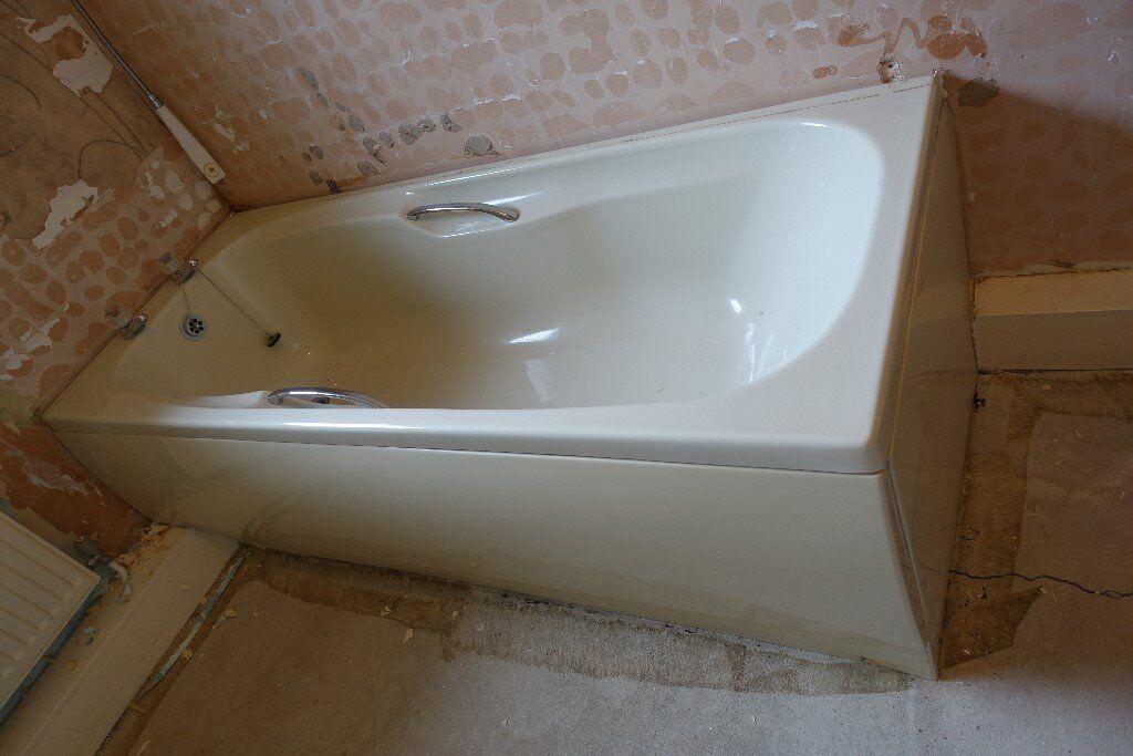 Free Avocado Green Bathroom Suite Bath Toilet And Sink