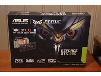 Asus Strix GEFORCE GTX960