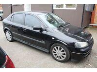 2003 53 Vauxhall Astra 1.6 SXi petrol Long MOT