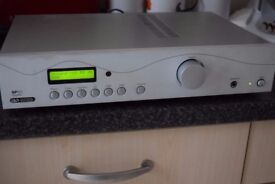 ACOUSTIC SOLUTION SP 101 AMP 150W AUX IN CAN BE SEEN WORKING