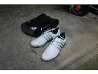 Adidas Tour 360 Mens Golf Shoes