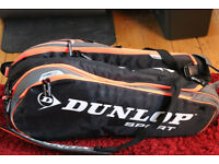 Large bag for tennis or squash