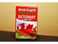 Welsh - English Dictionary By D. Geraint Lewis