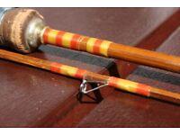 Vintage cane rod