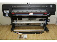 "Large Format printer - HP LATEX 60"" With RIP software (Caldera V 9.20) for sale"
