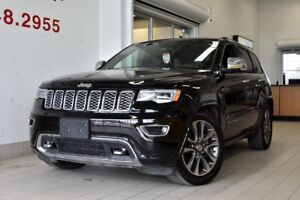 2017 Jeep Grand Cherokee OVERLAND TOIT PANO CAMERA CUIR VENTILÉ