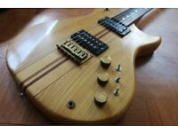 Rare 1983 Westone Thunder 1-A guitar made in Japan MIJ