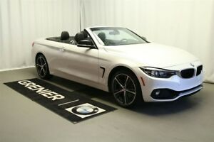 2018 BMW 430i xDrive Convertible, Groupe premium