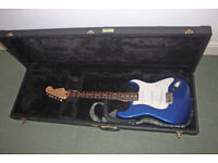 fender stratocaster electric guitar for sale or swap