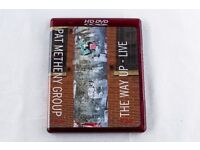 PAT METHENY GROUP - THE WAY UP LIVE - HD DVD
