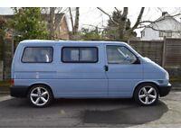 Vw T4 kombi, Baby blue, 92500miles, 2.5l.