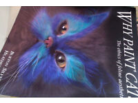 'Why paint cats?' - book for sale